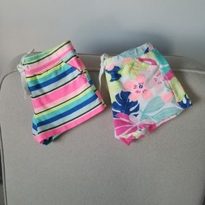 Twin Girl 6 Month shorts